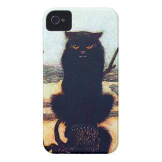 The Black Cat Case-Mate iPhone 4 Case