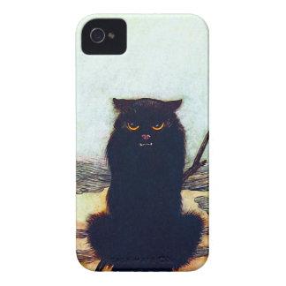 The Black Cat iPhone 4 Case