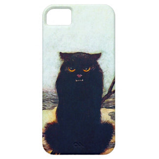 The Black Cat iPhone SE/5/5s Case
