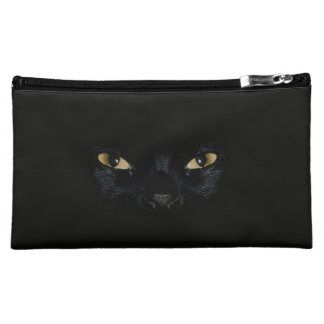 The Black Cat Makeup Bag