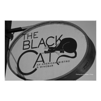 The Black Cat Poster
