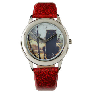 The Black Cat Wristwatches