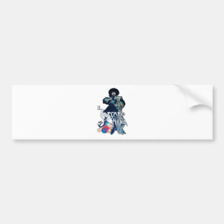 THE BLACK CORSAIR BUMPER STICKER