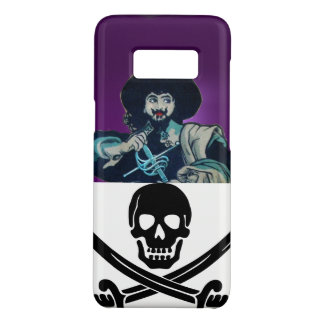THE BLACK CORSAIR SKULL CROSSED SWORDS Case-Mate SAMSUNG GALAXY S8 CASE