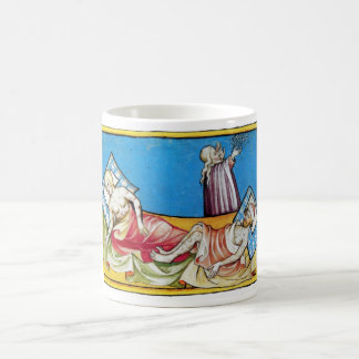The Black Death from the Toggenburg Bible 1411 Coffee Mug