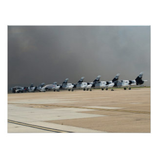 The Black Diamond Jet Demonstration Team. Poster
