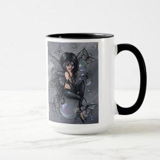"""The Black Fairy"" Mug Cup"