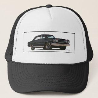 The Black GTX Trucker Hat