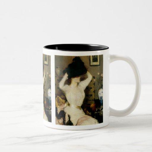 The Black Hat Coffee Mugs