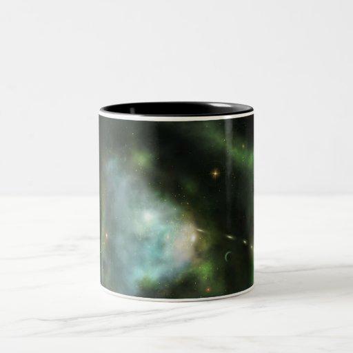 The Black Hole Coffee Mugs