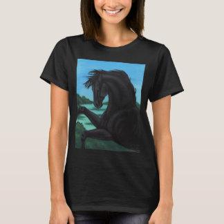 'The Black' Horse Collection T-Shirt
