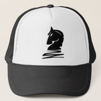 The Black Knight Trucker Hat