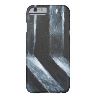 The Black Leaking Light( symbolism) Barely There iPhone 6 Case