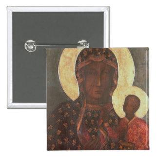 The Black Madonna of Jasna Gora Pin