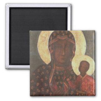 The Black Madonna of Jasna Gora Magnet