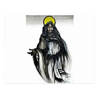 The Black Messiah Postcard