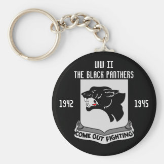 The Black Panther's Keychain