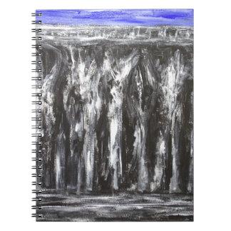 The Black Parthenon (architectural surrealism) Journal