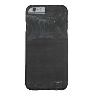 The Black Pond (black minimalism) Barely There iPhone 6 Case