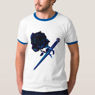 The Black Rose and Dagger Shirt