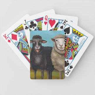 The Black Sheep Bicycle Playing Cards