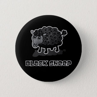 The Black Sheep Pinback Button