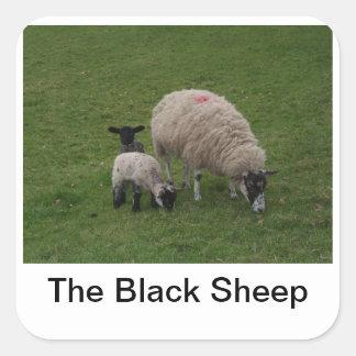 The Black Sheep Sticker