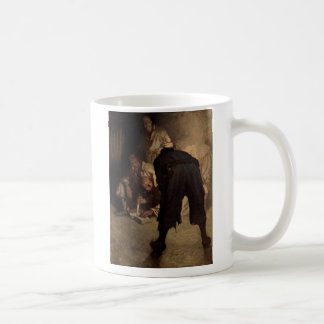The Black Spot - N. C. Wyeth Coffee Mug