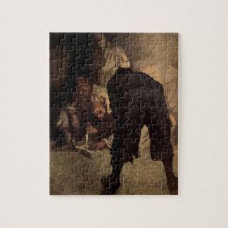 The Black Spot - N. C. Wyeth Jigsaw Puzzle
