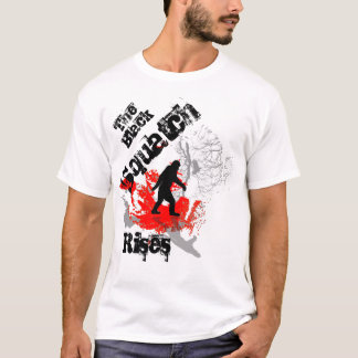 The Black Squatch Rises T-Shirt