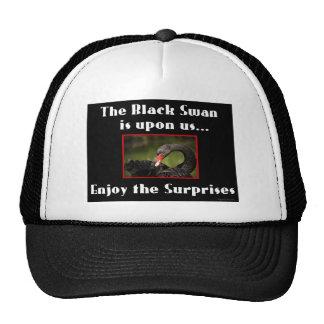 The Black Swan Mesh Hats