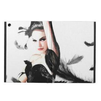 The Black Swan iPad Air Covers