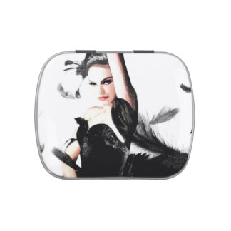 The Black Swan Jelly Belly Tins
