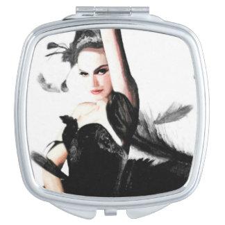 The Black Swan Makeup Mirror
