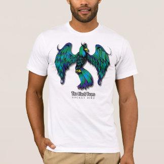 The Black Tears Official  Mens Rocket Bird T T-Shirt