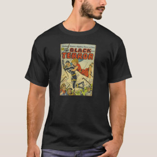 The Black Terror (1942) No. 23 T-Shirt