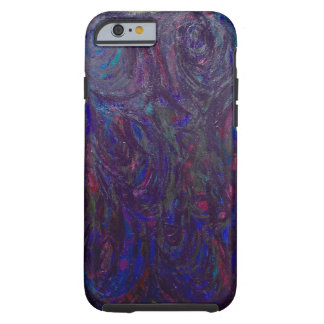 The Black Torso (abstract human body) iPhone 6 Case