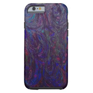 The Black Torso (abstract human body) Tough iPhone 6 Case