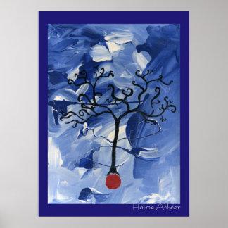The Black Tree #14 Halima Ahkdar 2006 Posters