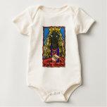 The Black Virgin Baby Bodysuit