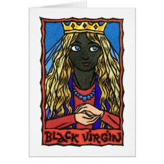 The Black Virgin Cards