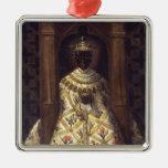 The Black Virgin in the Chadaraita Christmas Ornament