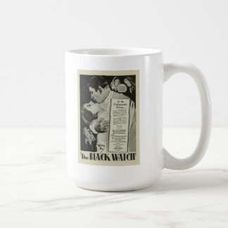 The Black Watch 1929 vintage movie poster mug