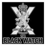 The Black Watch - 3rd Battalion Print