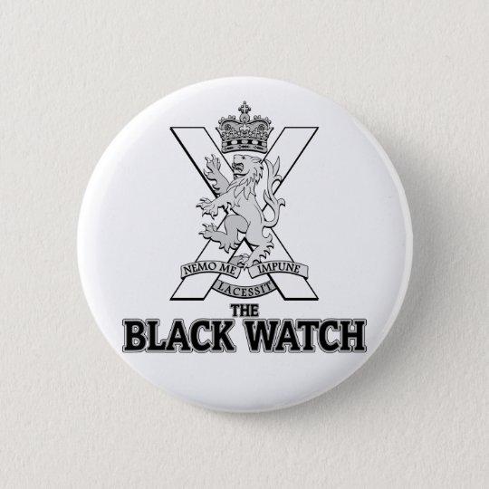 The Black Watch Pinback Button