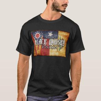 "The Black Whisky Union ""3 States"" T-Shirt"