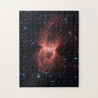 The Black Widow Nebula Jigsaw Puzzle