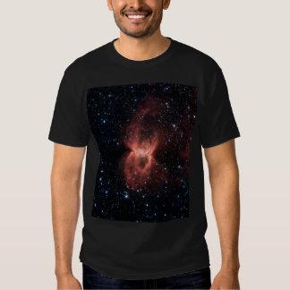 The Black Widow Nebula T Shirt