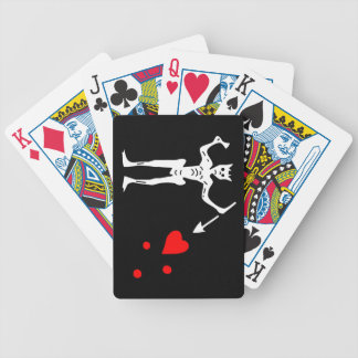 The Blackbeard Authentic Flag Bicycle Playing Cards
