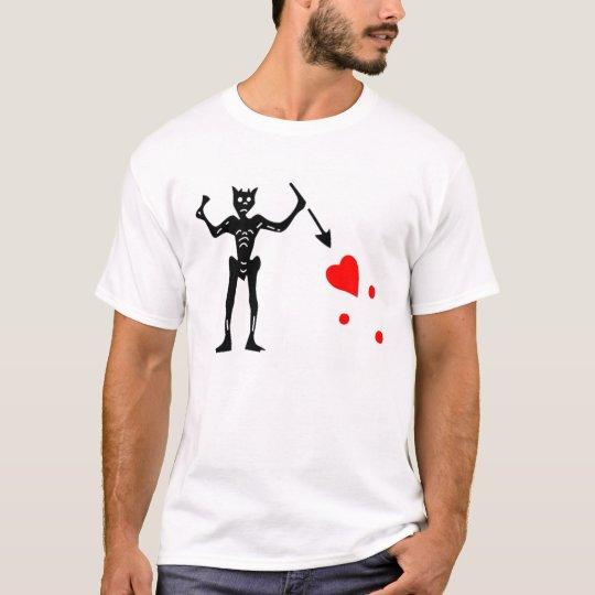 The Blackbeard Authentic Flag T-Shirt
